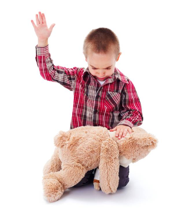 Наказание ребёнка