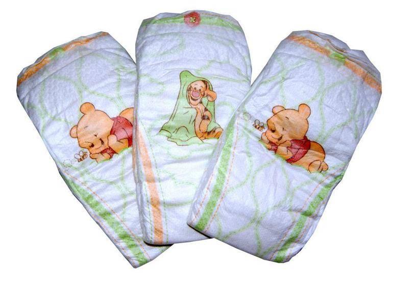 Памперсы для новорожденных от 0 до 3 месяцев