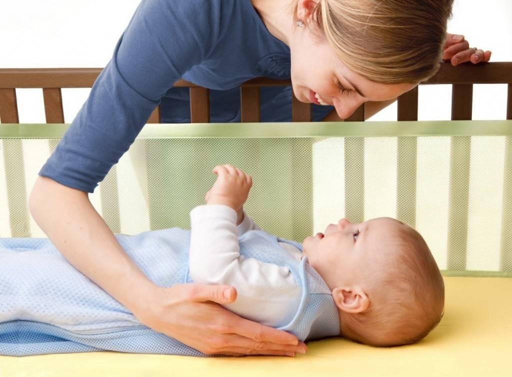 Как отучить ребенка от рук: от рождения до 1 года