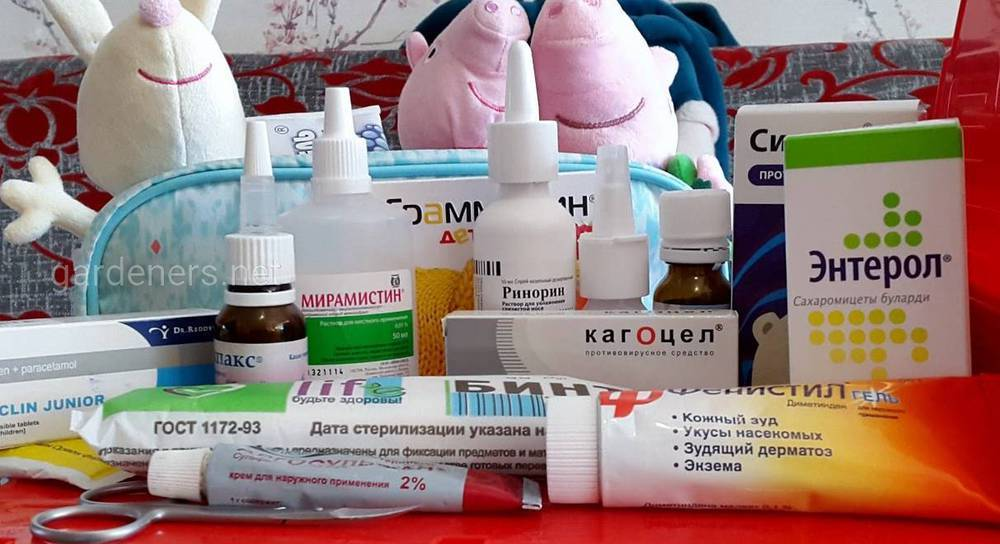 Аптечка в дорогу: советы врача