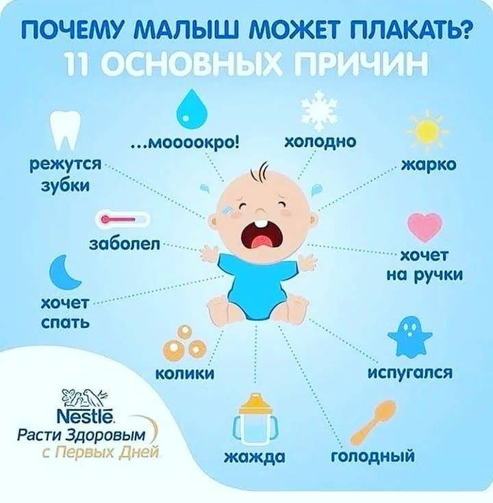 8 причин почему детям полезно плакать