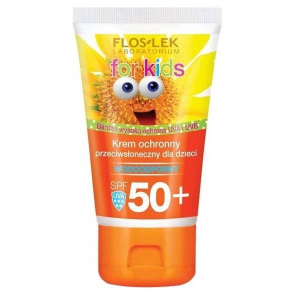 Как выбрать солнцезащитный крем для ребенка?