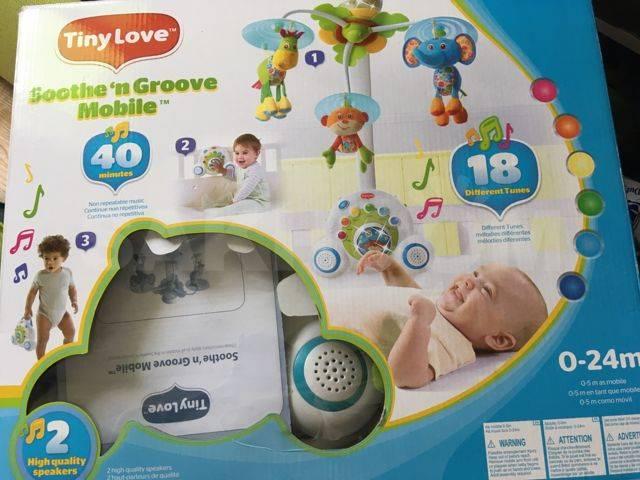 Лучшие мобили в кроватку для новорожденных: топ-10 рейтинг 2021