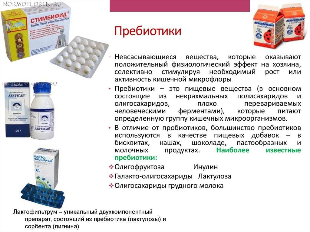 Что такое пробиотики и пребиотики и зачем они нужны? - выискали