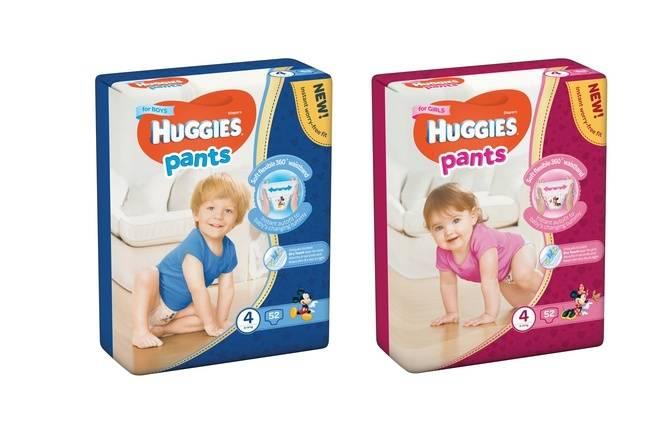 Подгузники «хаггис ультра комфорт» для мальчиков и для девочек: размеры, отзывы