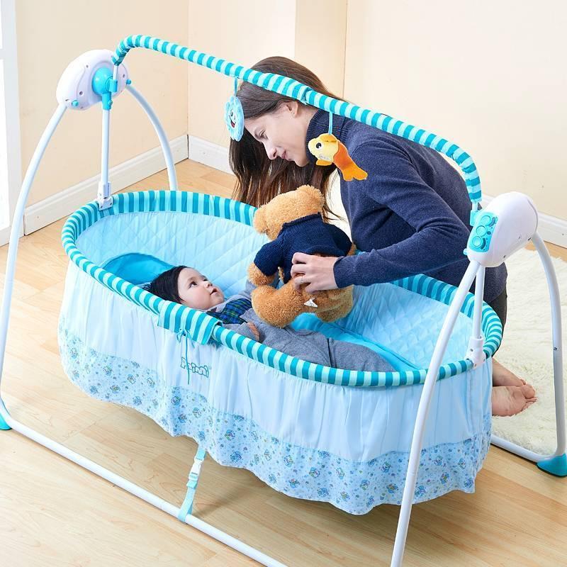 Люлька-кроватка для новорожденных