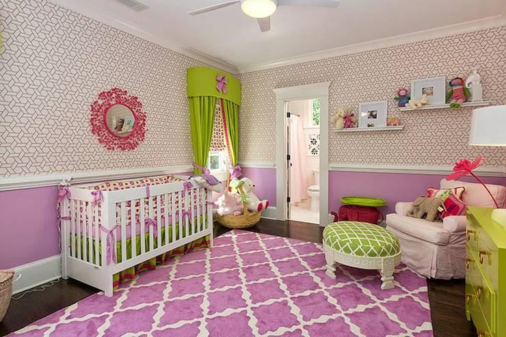Как идеально оформить детскую для новорождённого мальчика или девочки