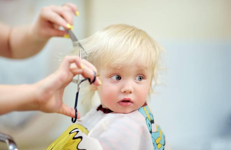 Стричь ли волосы ребенку в....поверья, советы