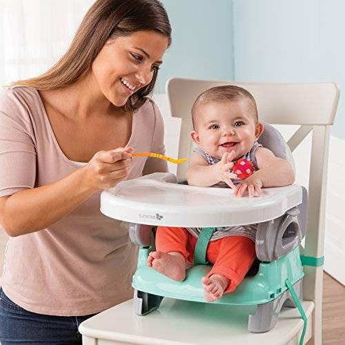 Стул для кормления — фото специальной детской мебели