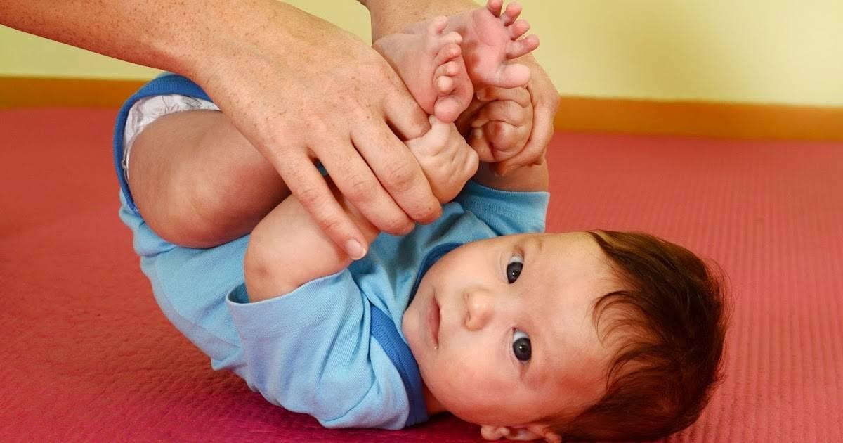 Динамическая гимнастика: польза и вред для новорожденного