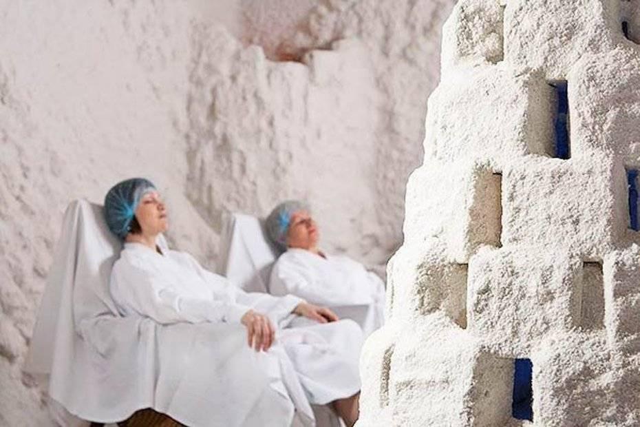 Как правильно подойти к выбору соляной пещеры – галопортал