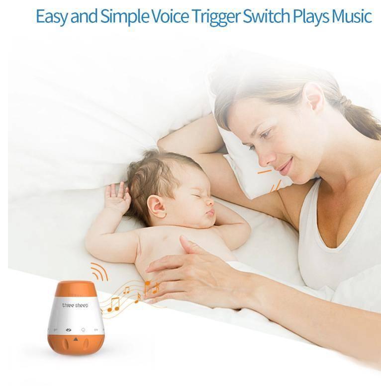 Почему белый шум успокаивает младенца?