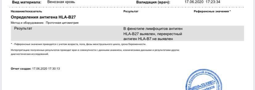 Генотипирование супружеской пары (hla ii класса)