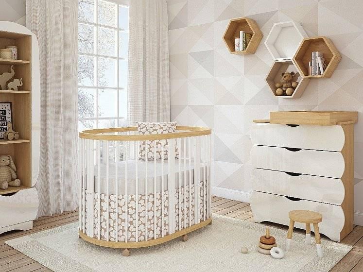 15 лучших детских кроваток - рейтинг 2021 года (топ на январь)
