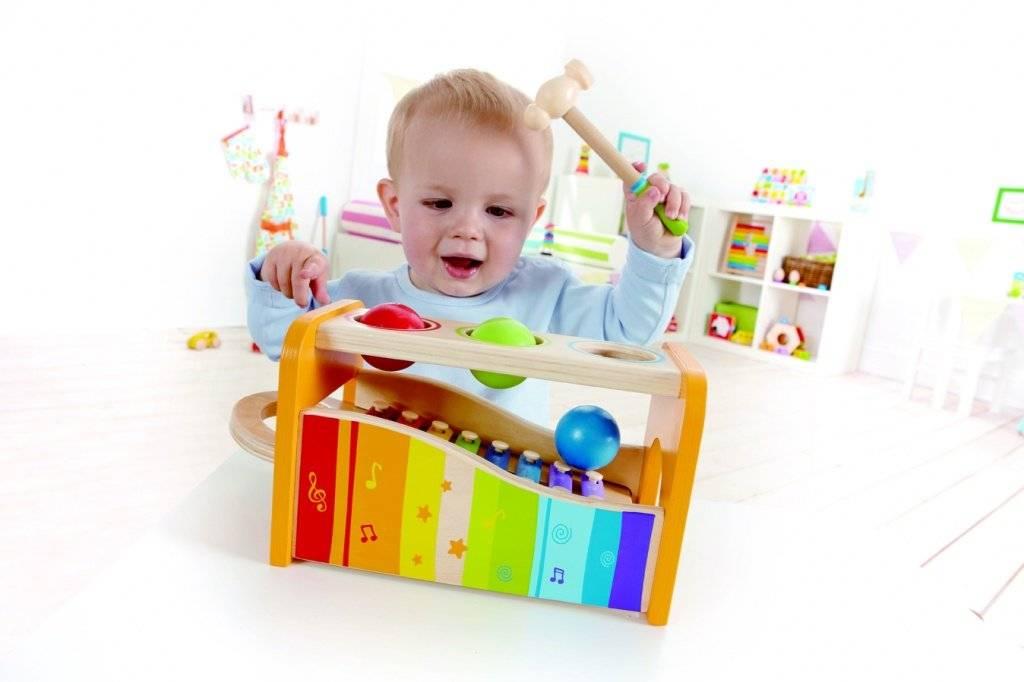 Игры с ребенком 8 месяцев (чем занять 8-месячного младенца)