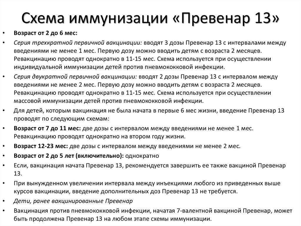 Прививка от пневмонии (пневмококковой инфекции) - сибирский медицинский портал