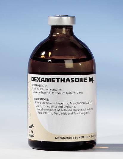 Дексаметазон-крка