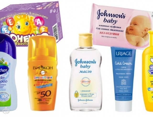 Детская косметика для новорожденных: какую лучше выбрать + отзывы