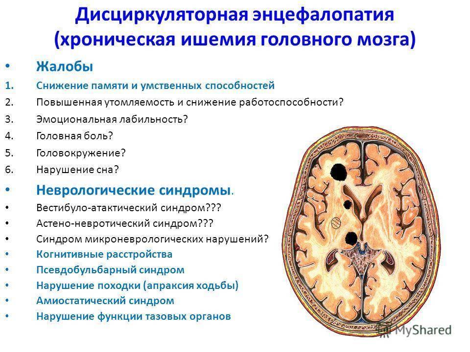 Энцефалопатия головного мозга: что это такое, причины, симптомы и способы лечения - московский центр остеопатии