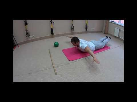 Упражнения для осанки для детей (видео)   компетентно о здоровье на ilive