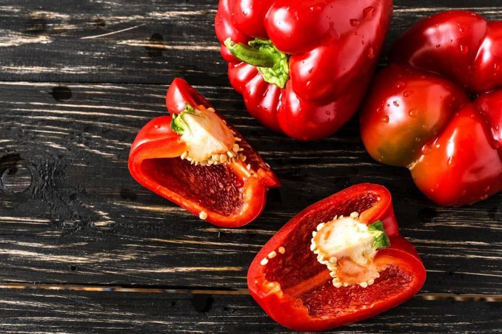 Можно ли вводить в рацион болгарский, черный и красный перец при грудном вскармливании