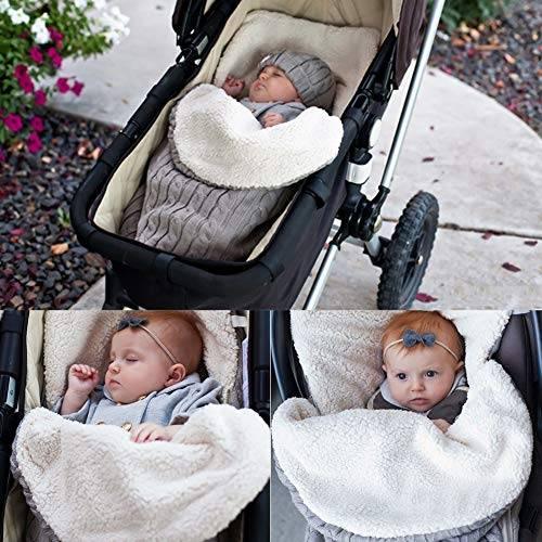 Коляска для новорожденных: особенности зимней эксплуатации