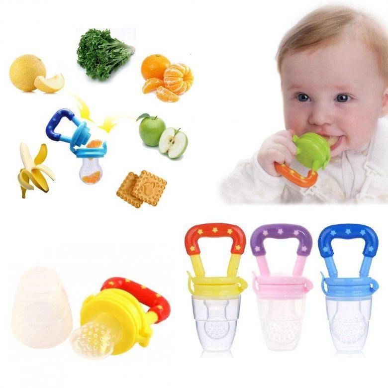 Ниблер для прикорма: силиконовый или сеточкой (фото) - какой лучше для кормления? - мытищинская городская детская поликлиника №4