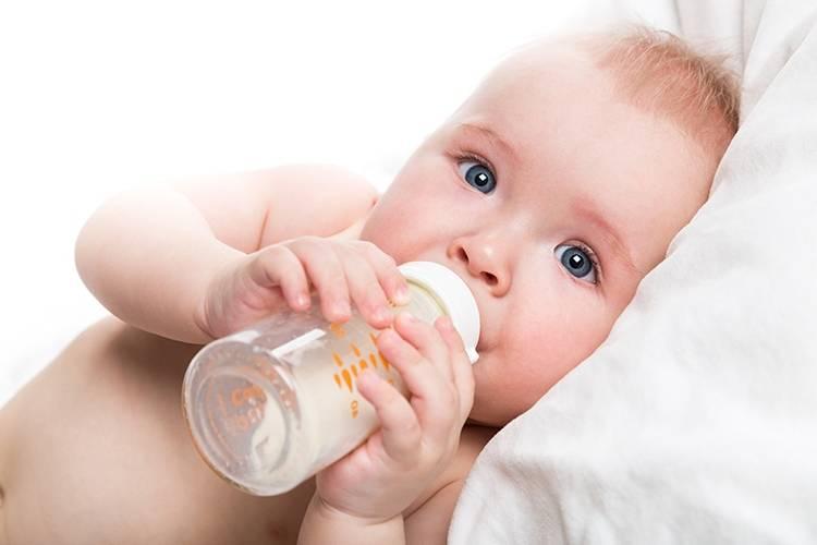 Смеси для новорожденных, как выбрать правильную смесь?