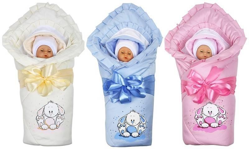 11 лучших конвертов для новорожденных - рейтинг 2021