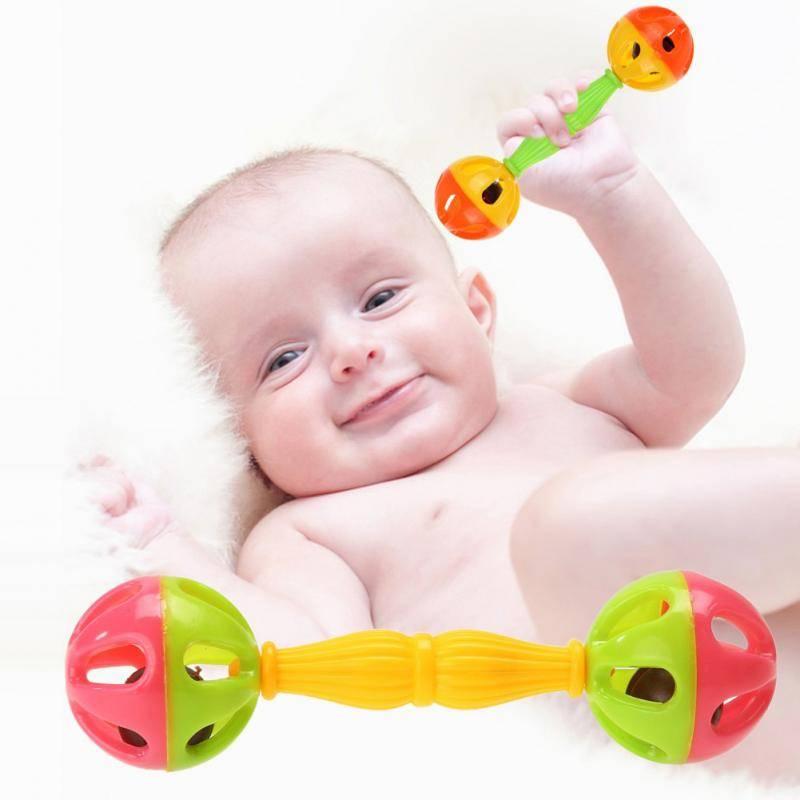 Первые игрушки малыша - какие нужны игрушки для новорожденных и грудничков