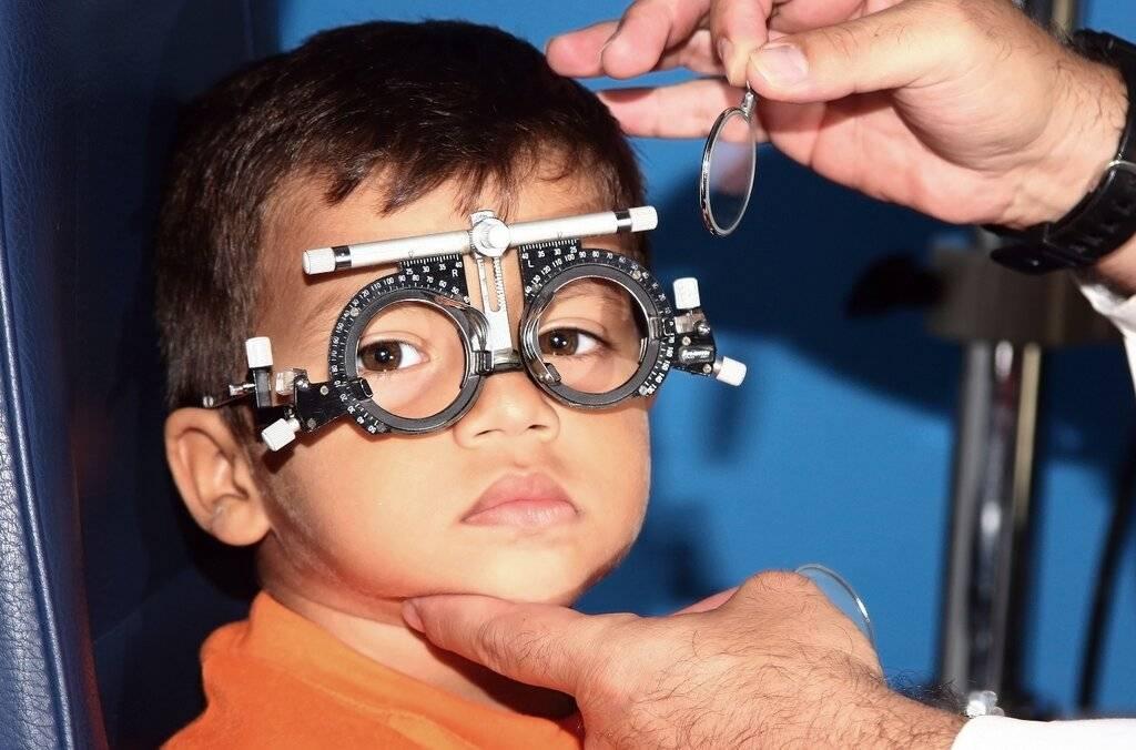 Аппаратное лечение астигматизма у детей