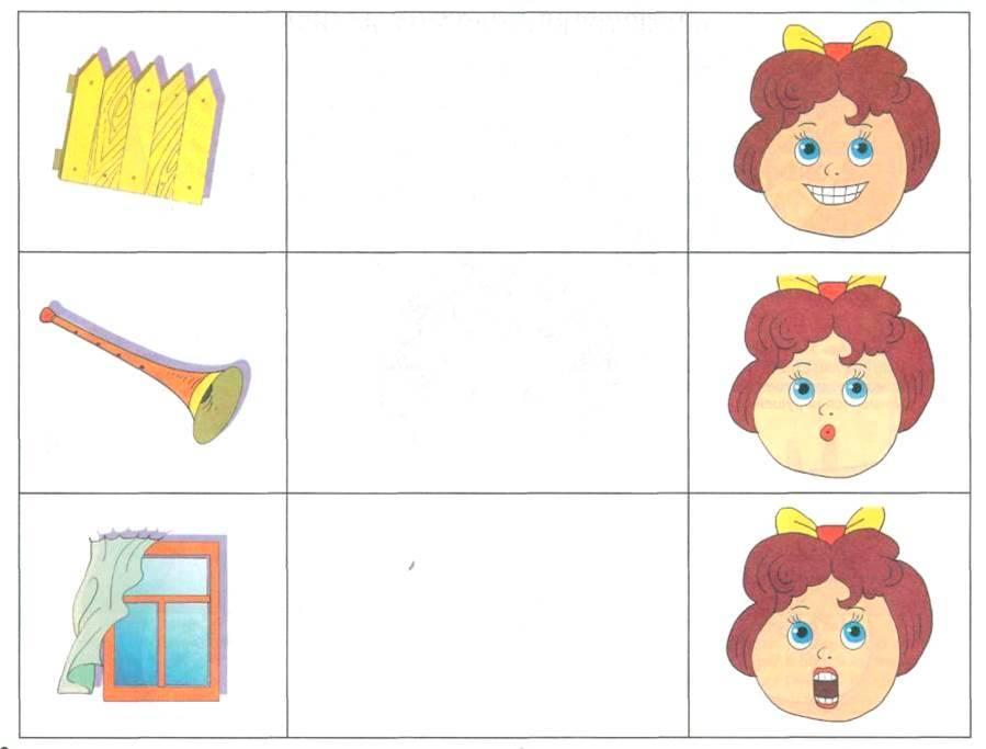 Артикуляционная гимнастика для детей 1-2, 3-4, 5-6 и 7 лет