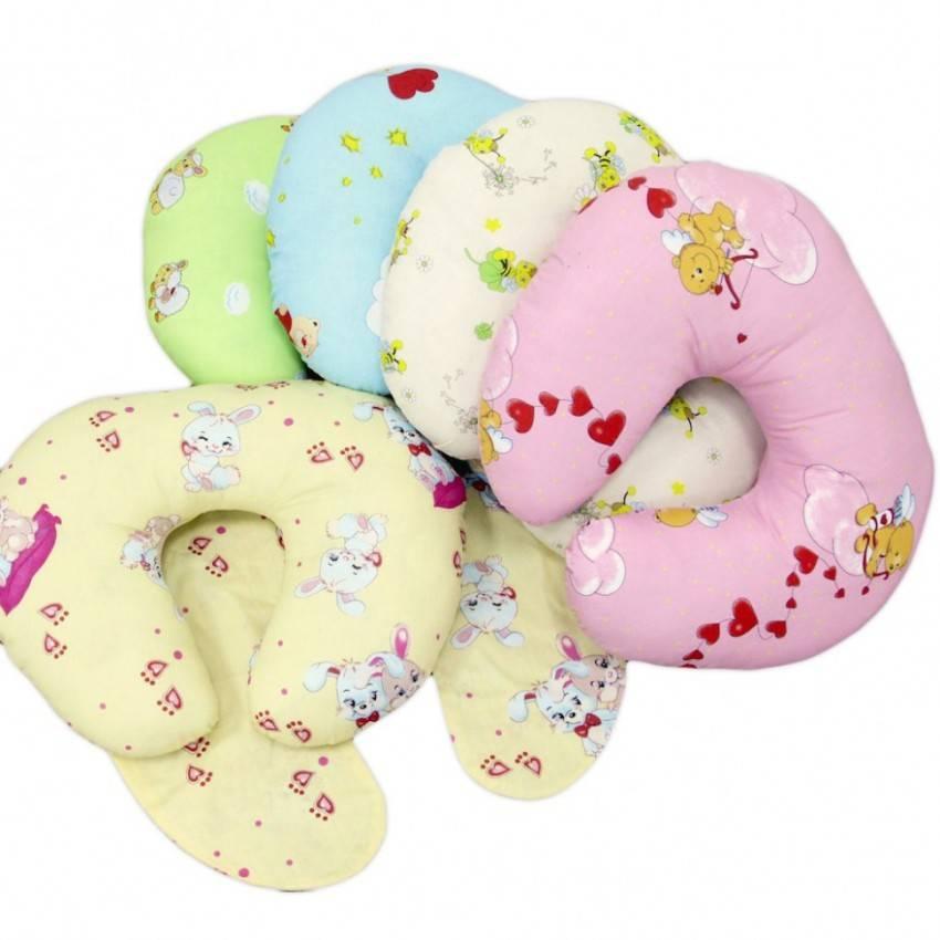ТОП-5 лучших подушек для кормления грудничка