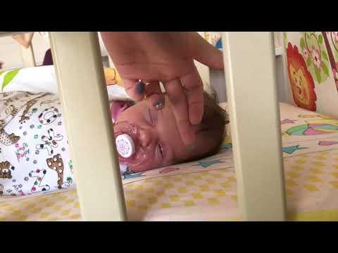 Как усыпить ребенка быстро за 5 минут (новорожденного младенца)