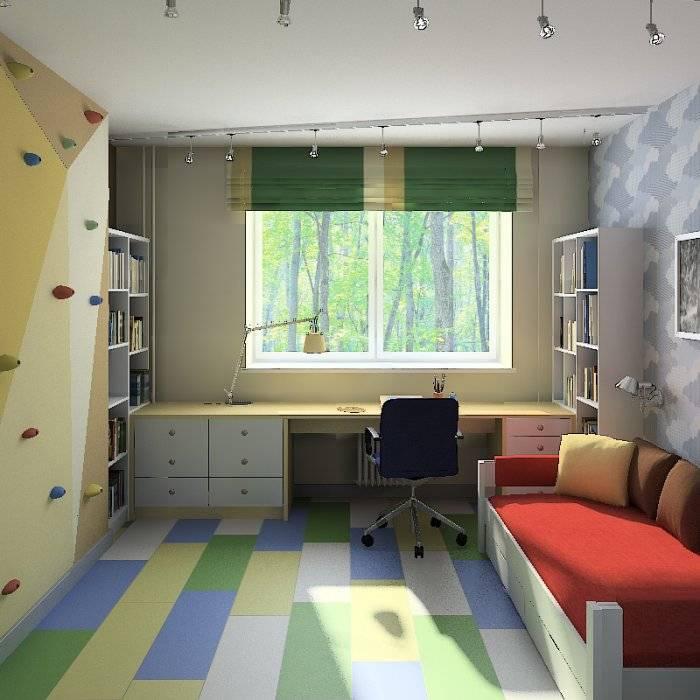 Детская комната для двух мальчиков: дизайна в реальных квартирах (50 фото)