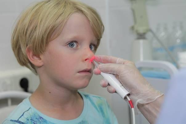 Аппарат «милта» способствует ускоренному выздоровлению при лор-заболеваниях