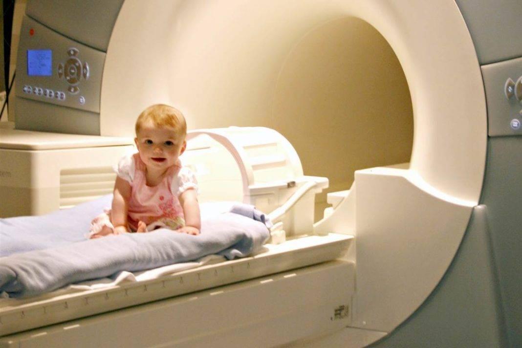 Мрт детям: с какого возраста можно делать, последствия