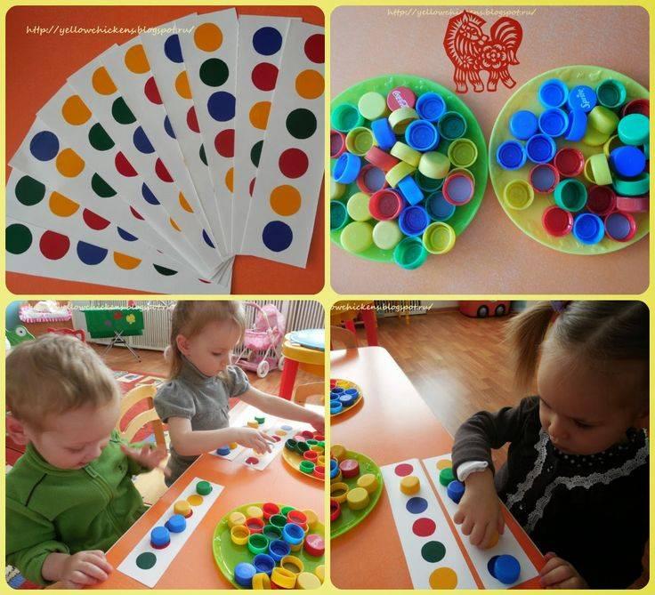 Развивающие игры для детей от 2 лет: занимаемся в домашних условиях