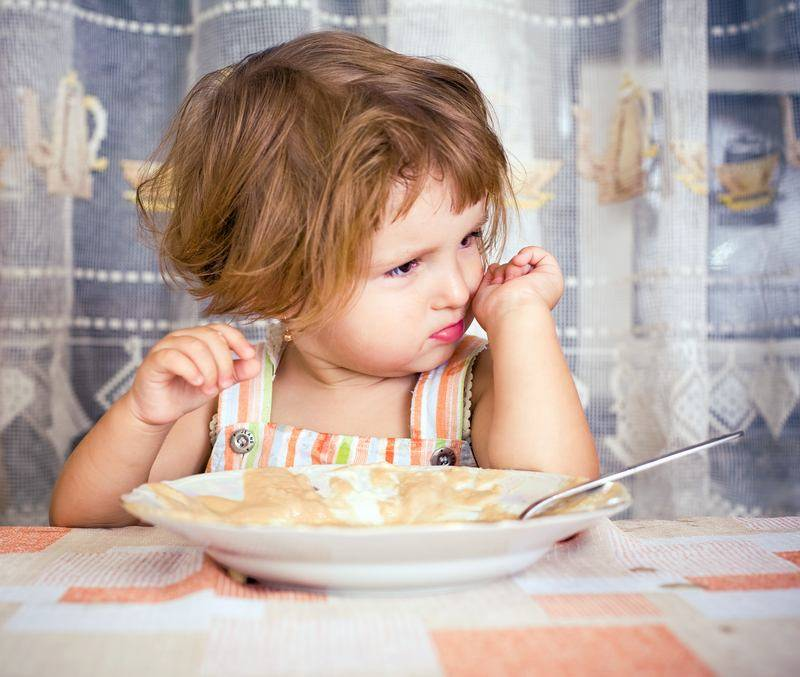 Отсутствие аппетита у ребенка причины снижения чувства голода