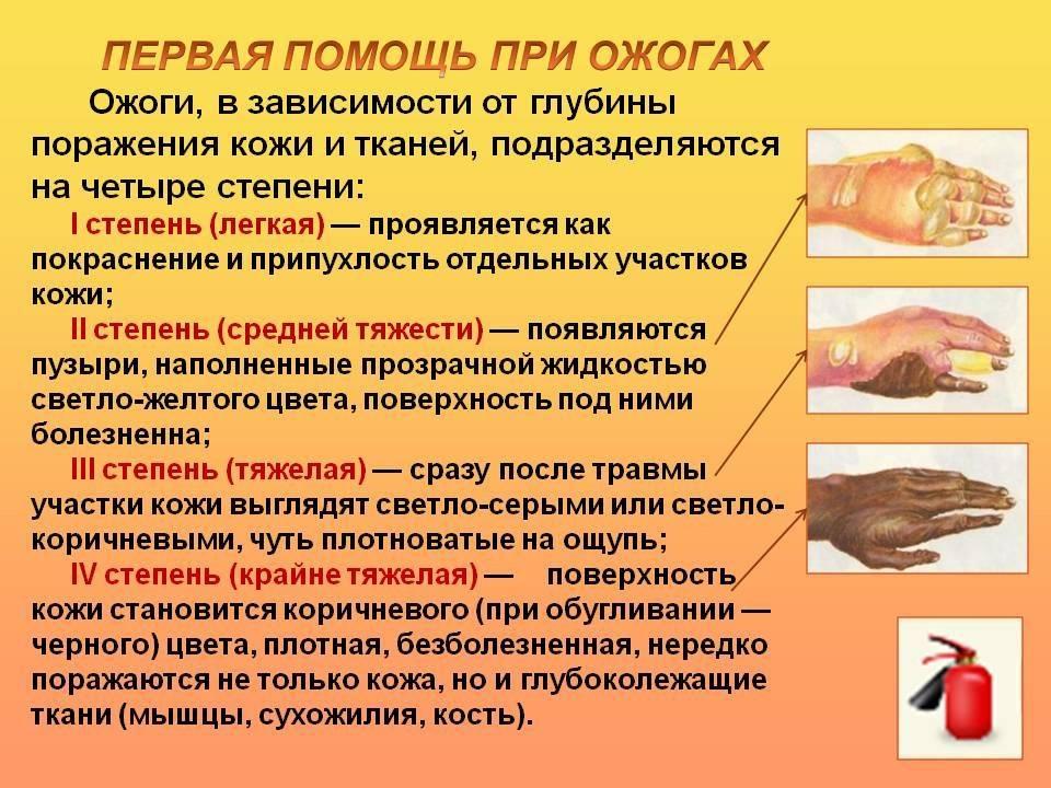 Ожог кожи: регенерация и восстановление | амо — академии медицинского образования