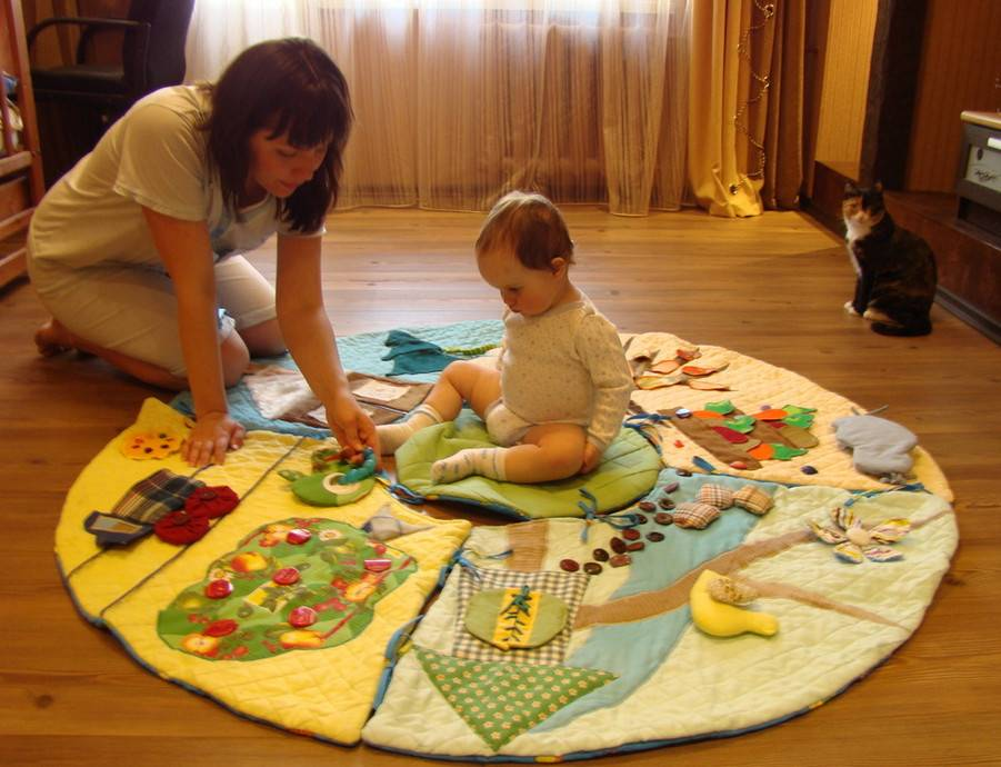 Как развивать ребенка в 3 месяца, игры и занятия с ребенком