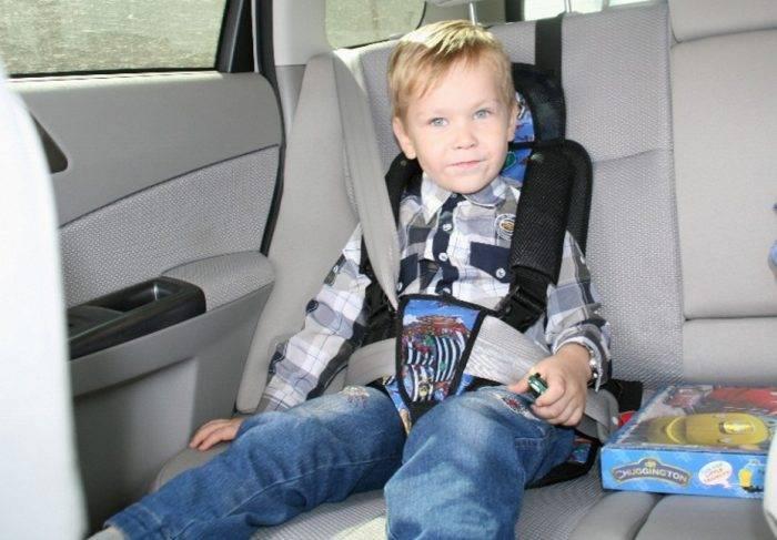 Перевозка детей на переднем сиденье в 2020 году