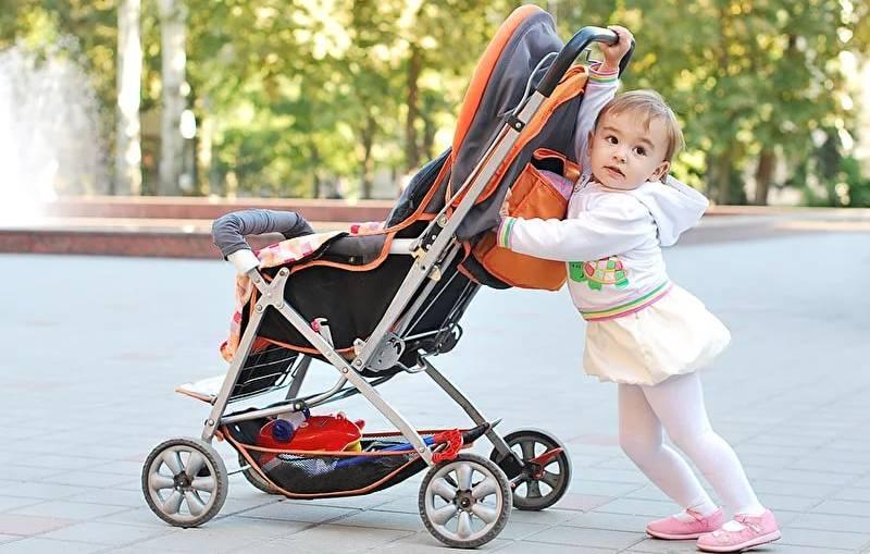 Как выбрать коляску для новорожденного весной и летом