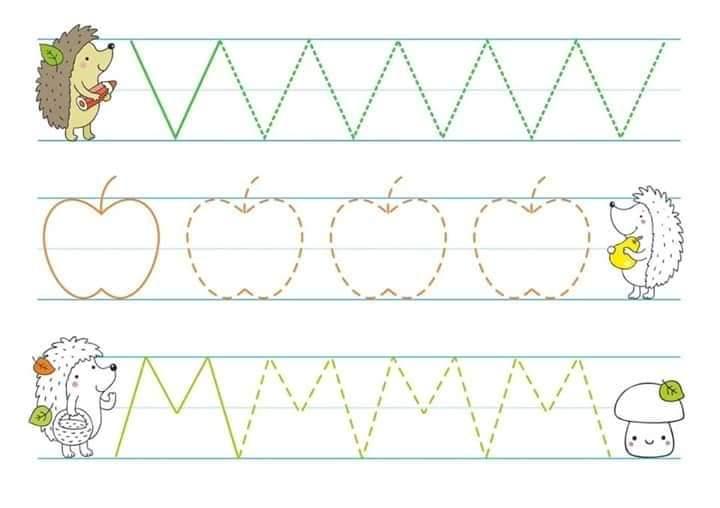Простые упражнения на развитие моторики
