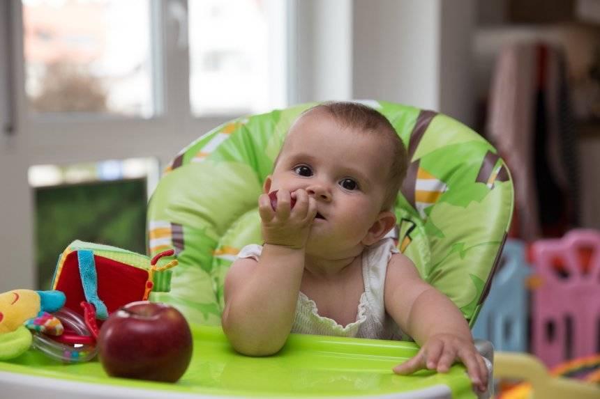 Развитие ребенка в 3 месяца и скачок роста