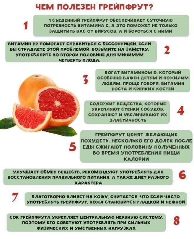 Можно ли беременным есть грейпфрут?