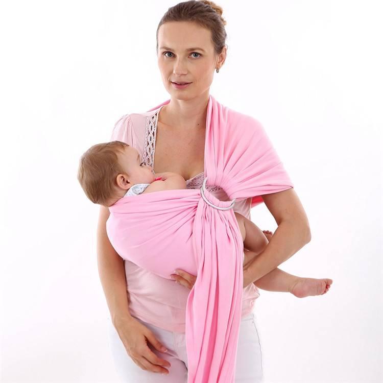 Какой слинг лучше для новорожденных: выбираем самый хороший