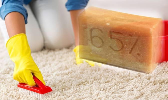Удаляем запах мочи с ковра подручными средствами — 9 способов