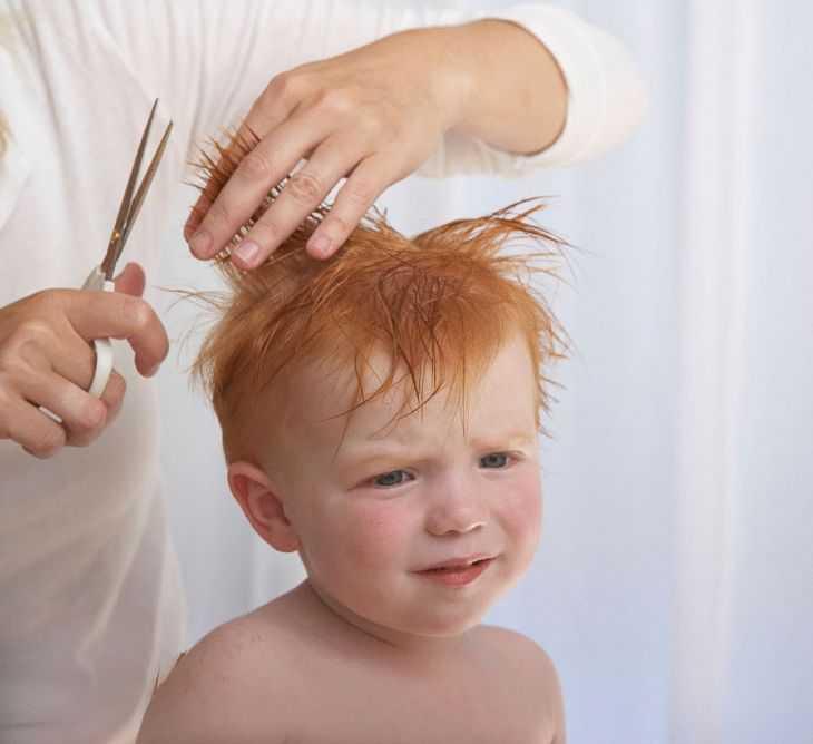 Нужно ли стричь ребенка в год: избавляемся от предрассудков, учимся ухаживать за детскими волосами