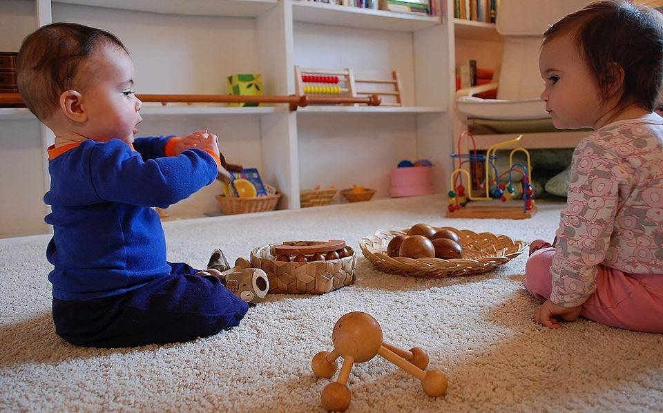 Раннее развитие - школы для самых маленьких
